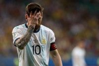 FT: Argentina 0-2 Colombia